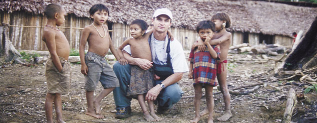 Tribal Medicine in the Amazon Rainforest | RailRiders