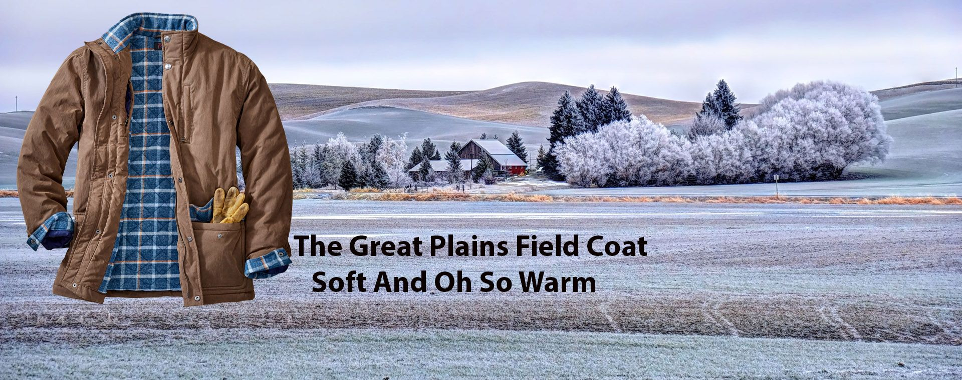 Great Plains Jacket
