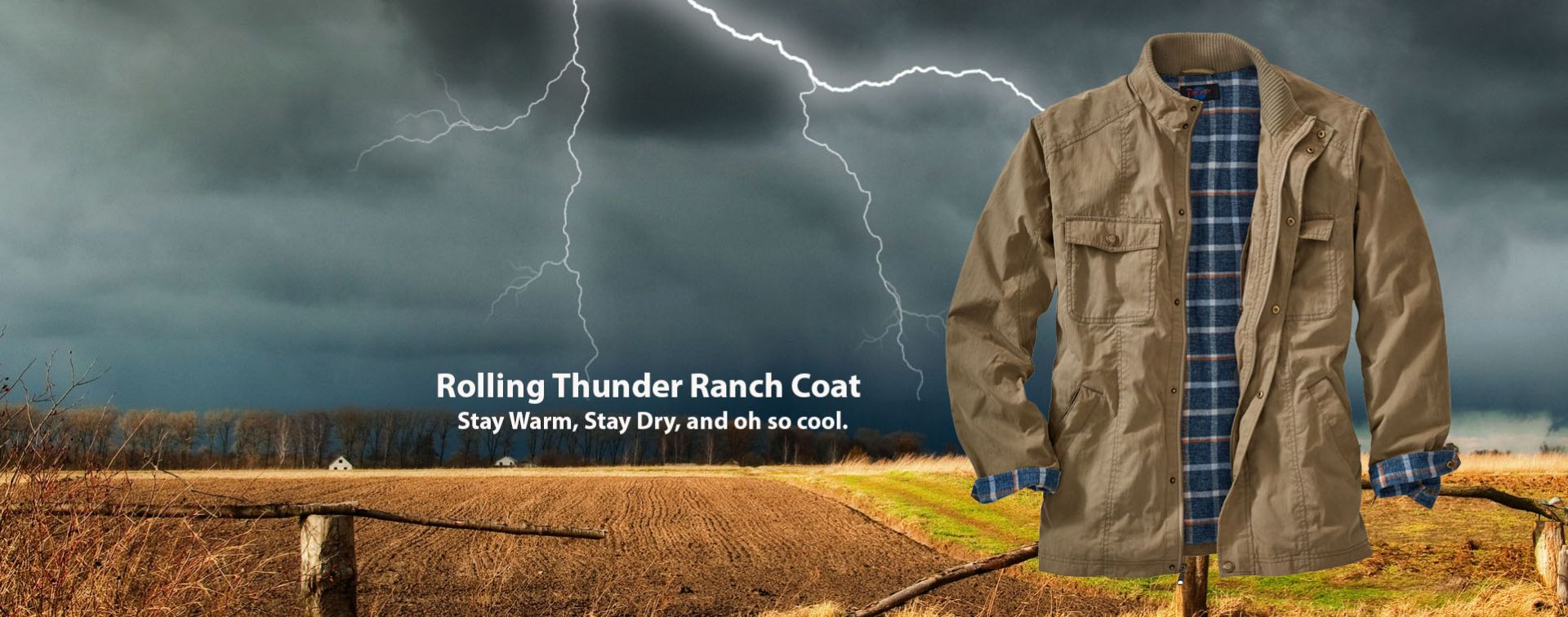 Thunder Ranch Coat