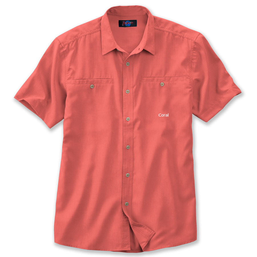 Men's Short Sleeve Wayfarer Shirt | RailRiders