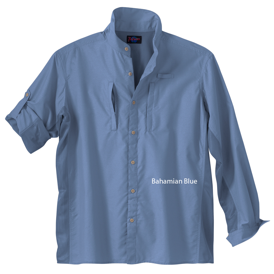 men 39 s lightweight fishing shirts sun protection bone