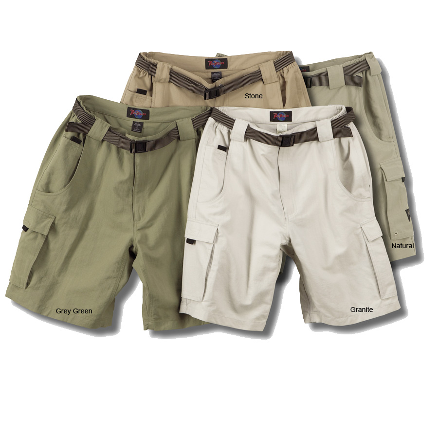 Men's Quick Dry Cargo Shorts | Multi Pocket Jammin Shorts For Men ...