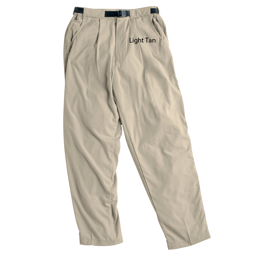 Men's Quick Drying, Lightweight Travel Pants | Adventure Travel ...