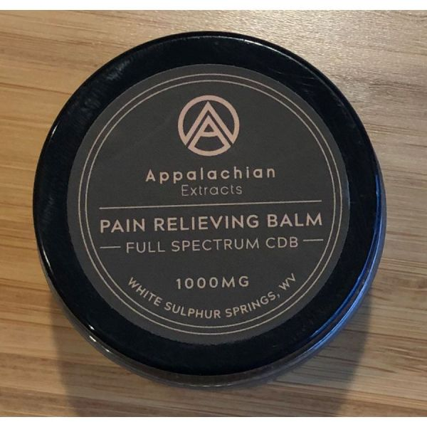 Appalachian Extracts CBD Body Balm