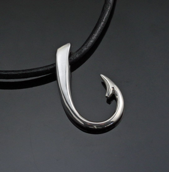 Drop Hook Necklace