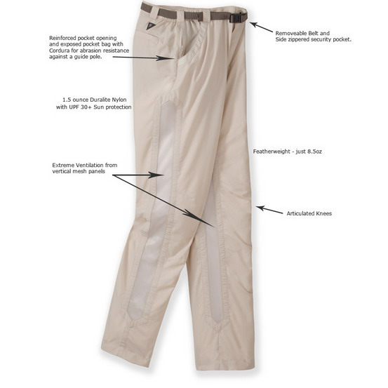 Men's Bone Flats Pants