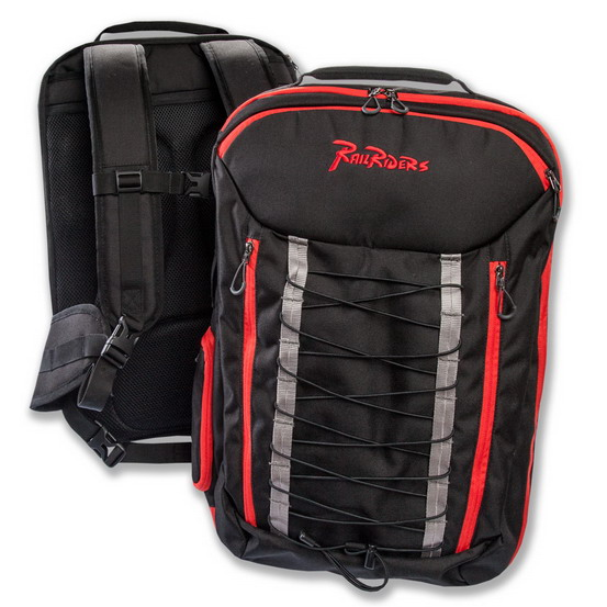 photo of a RailRiders overnight pack (2,000 - 2,999 cu in)