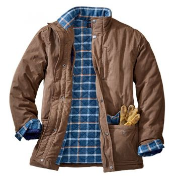Great Plains Field Coat