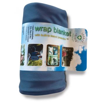 Insect Shield Wrap Blanket