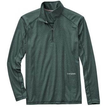 Men's Caribou Quarter Zip