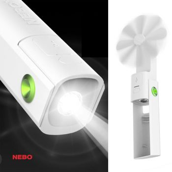 PAL-360 Flashlight & Fan