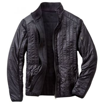Men's Reversible Fleece Jacket