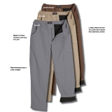 Men's Lined Yukon Work Pants