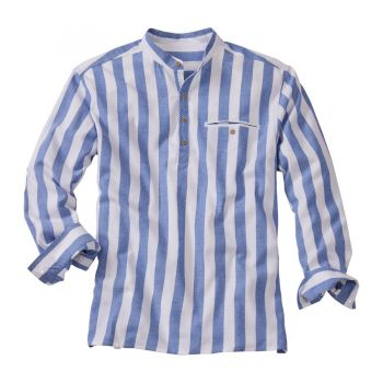 Safe Passage Shirt - Wide Stripe